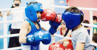 Спарринги в школе бокса