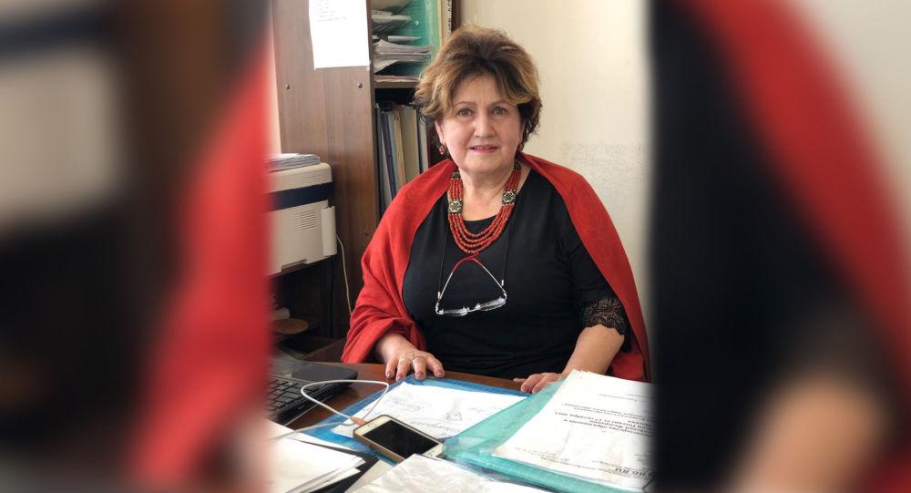 Нина Джиоева