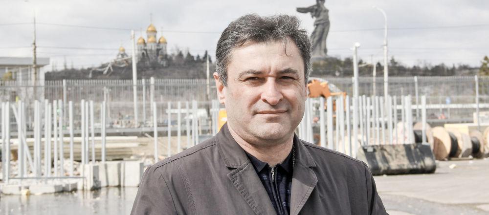 Замминистра по физической культуре, спорту, туризму и делам молодежи Южной Осетии Бахва Тедеев