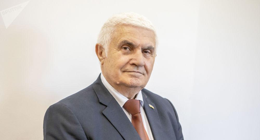 Роберт Гаглойты