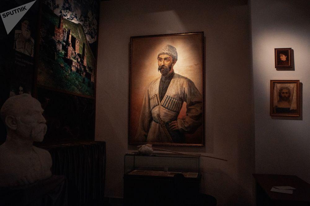 Международная акция Ночь музеев в Цхинвале
