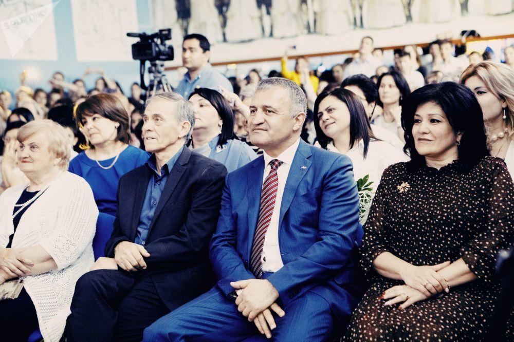 Последний звонок в Южной Осетии