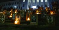Траурные мероприятия, посвященные 11-й годовщине грузинской агрессии в августе 2008 года