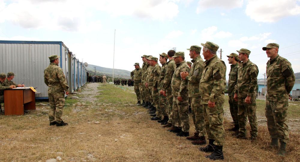 Минобороны РЮО проводит командно-штабные учения