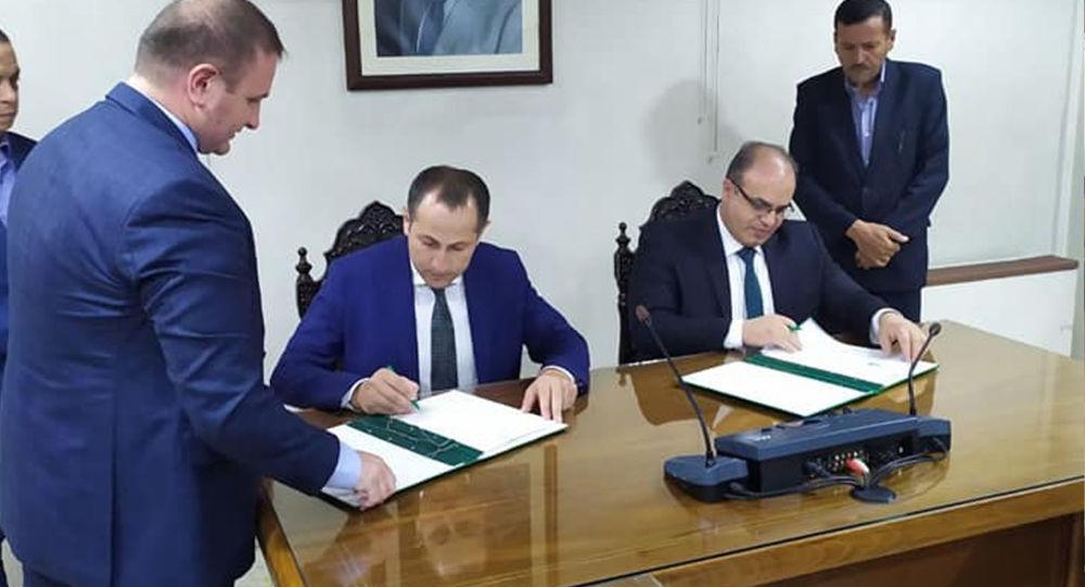Южная Осетия и Сирия подписали соглашение об открытии торговых домов