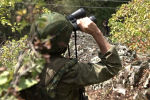 После провокационных действий грузинской полиции к границе подтянулись подразделения пограничников и других силовых структур республики. Им приказано обеспечить безопасность местных жителей и защитить территориальную целостность страны