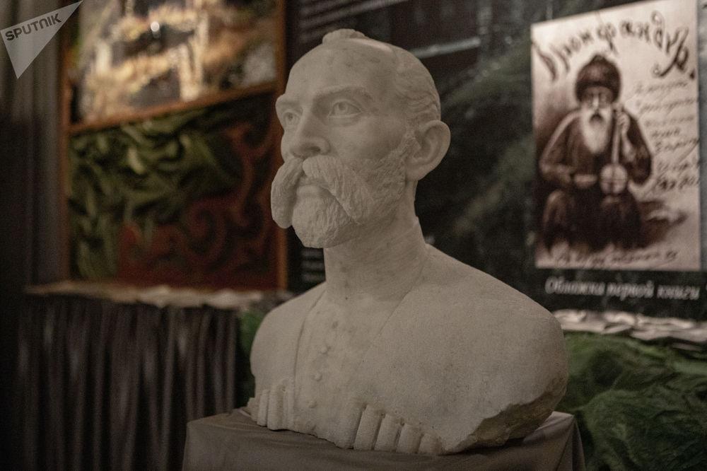 Гостиная Коста в Национальном музее Южной Осетии