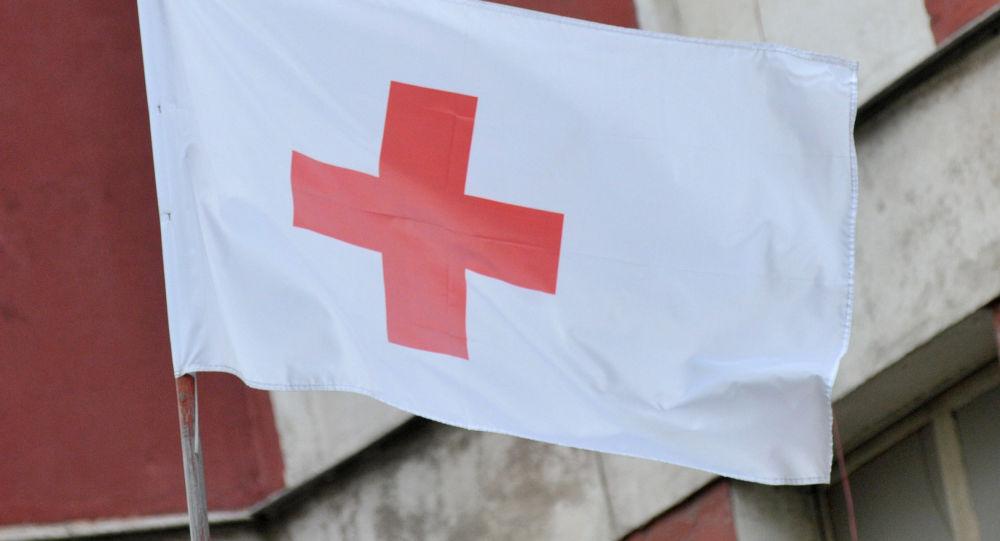 Офис российского Красного креста в Москве