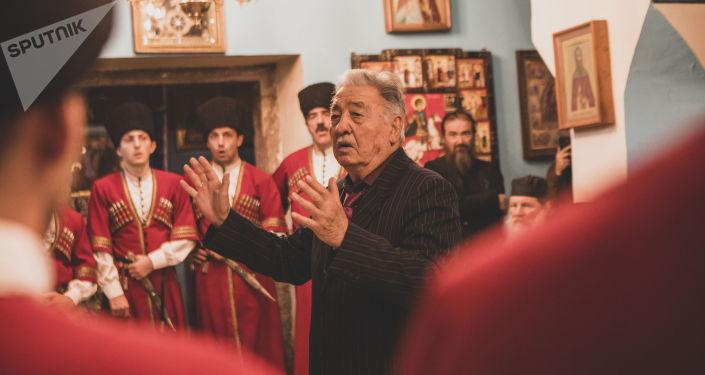 Презентация нотного сборника осетинских церковных песнопений