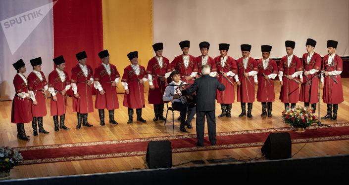 Торжественное собрание в честь Дня мужества и народного единства