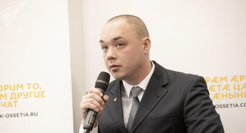 Презентация книги Здравоохранение Республики Южная Осетия