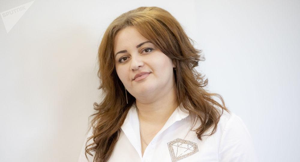 Мадина Габараева