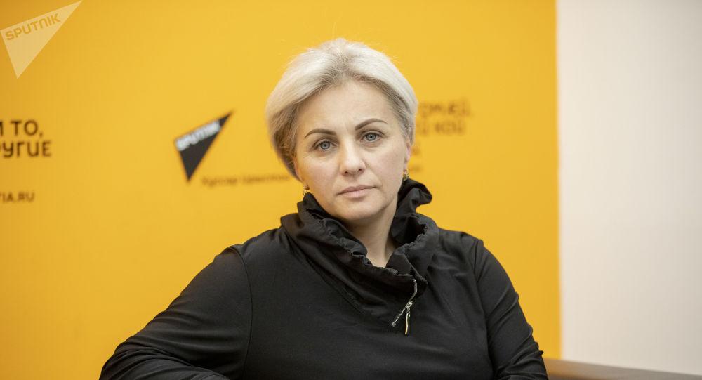 Инга Тибилова