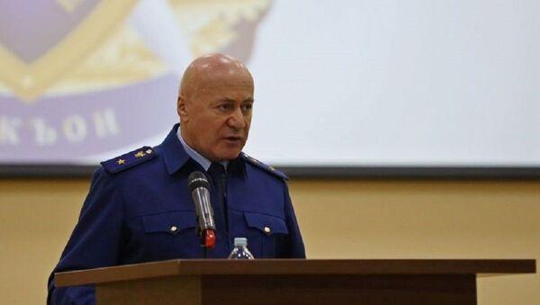 Отчет прокуратуры - Sputnik Южная Осетия