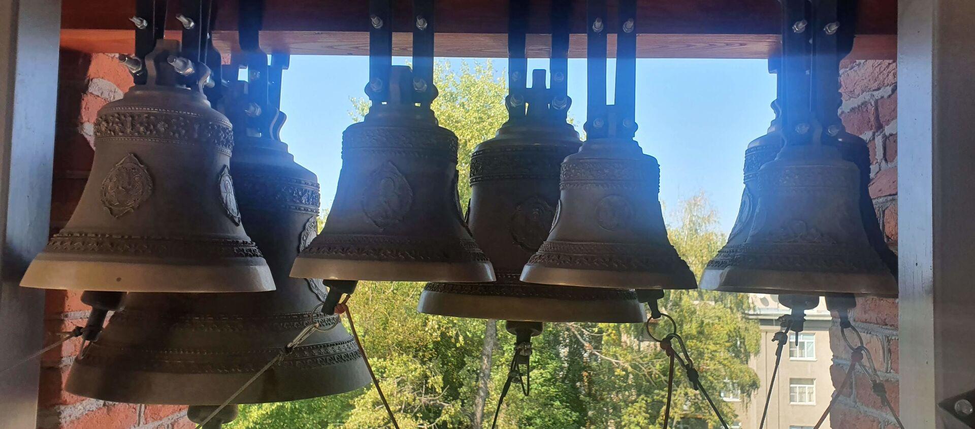Храм Святого Владимира во Владикавказе  - Sputnik Южная Осетия, 1920, 22.09.2020