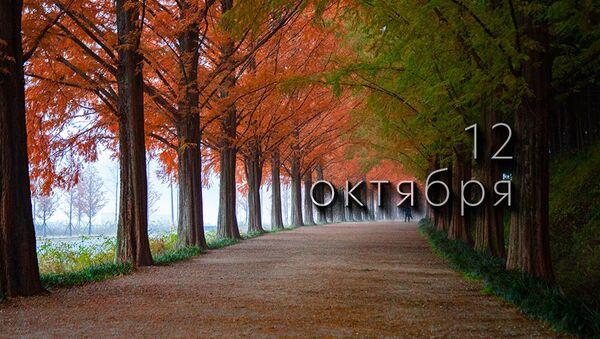 День 12 октября - Sputnik Южная Осетия