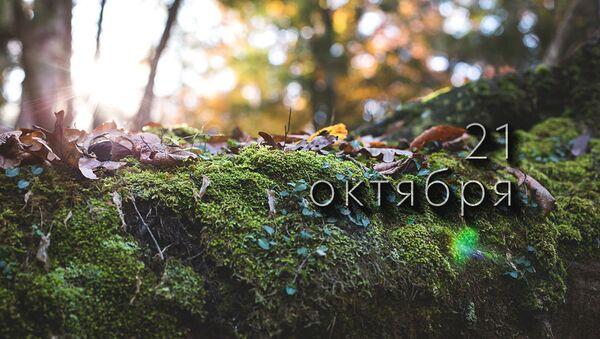 День 21 октября - Sputnik Южная Осетия
