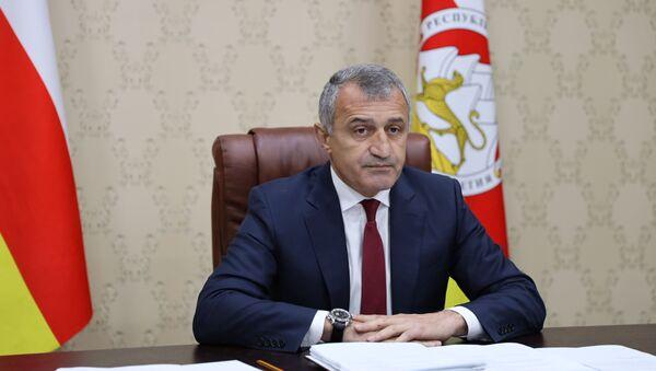 Заседание правительства Южной Осетии в формате видеосвязи - Sputnik Южная Осетия