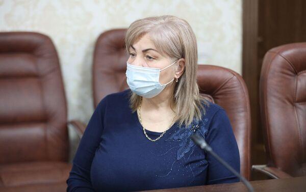 Встреча президента Анатолия Бибилова с многодетными матерями - Sputnik Южная Осетия