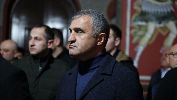 В Южной Осетии отмечают Рождество Христово  - Sputnik Южная Осетия