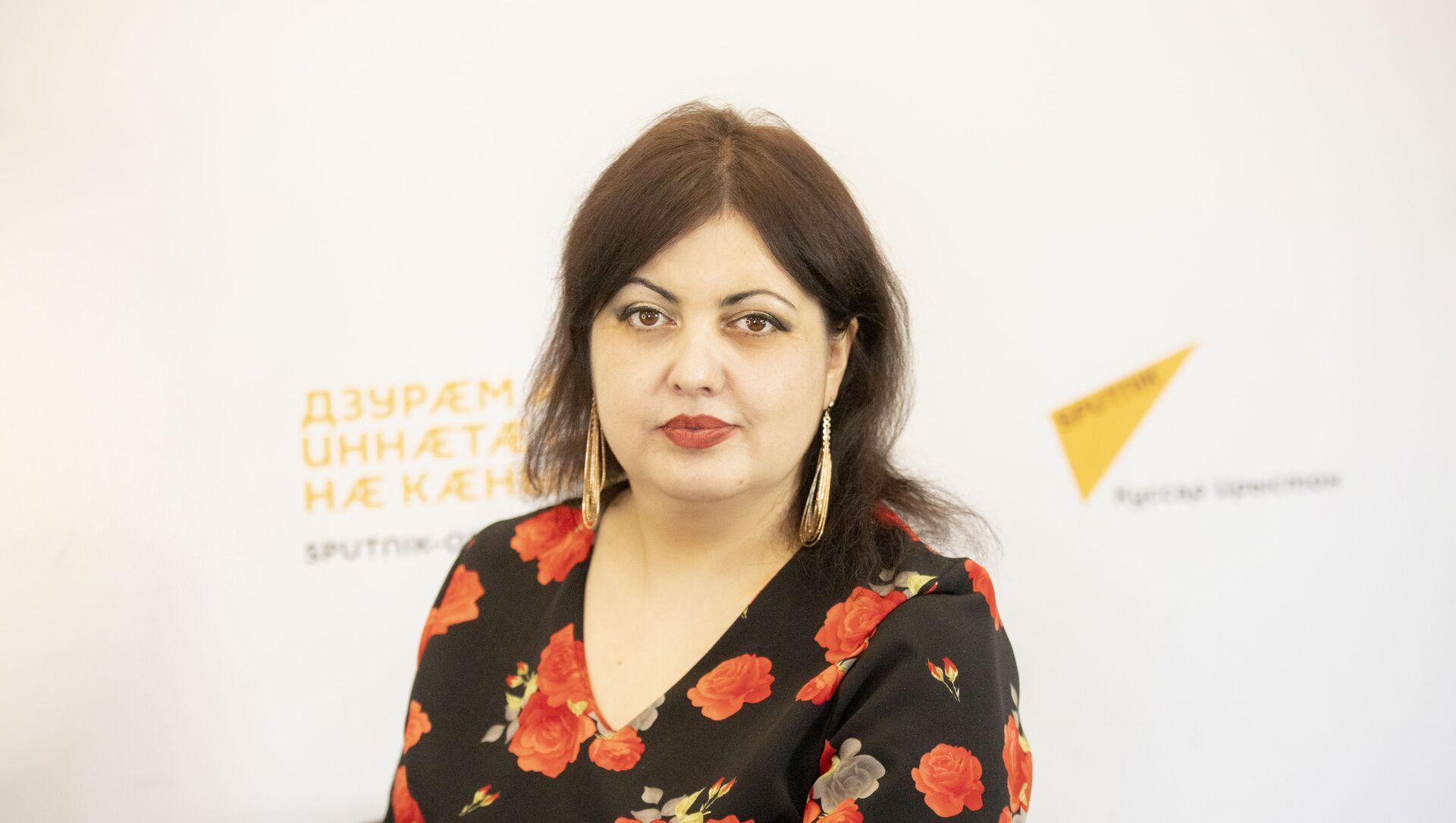 Марина Санакоева - Sputnik Южная Осетия, 1920, 28.09.2021