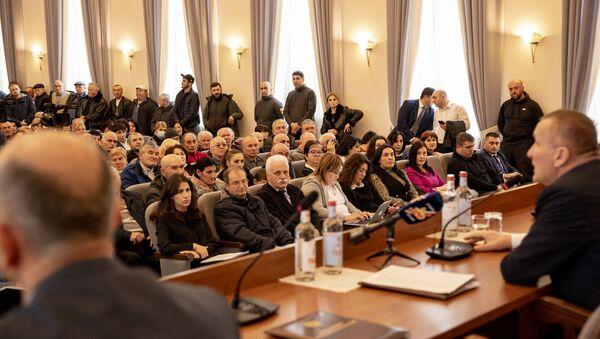 Сессия Парламента Южной Осетии - Sputnik Южная Осетия