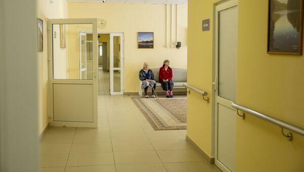 Медико-социальный центр - Sputnik Южная Осетия
