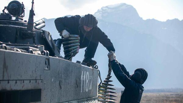 В Южной Осетии пройдут масштабные учения российских мотострелков - Sputnik Южная Осетия