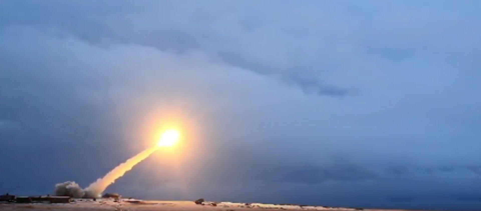 Испытания крылатой ракеты с ядерным двигателем Буревестник - Sputnik Южная Осетия, 1920, 19.03.2021