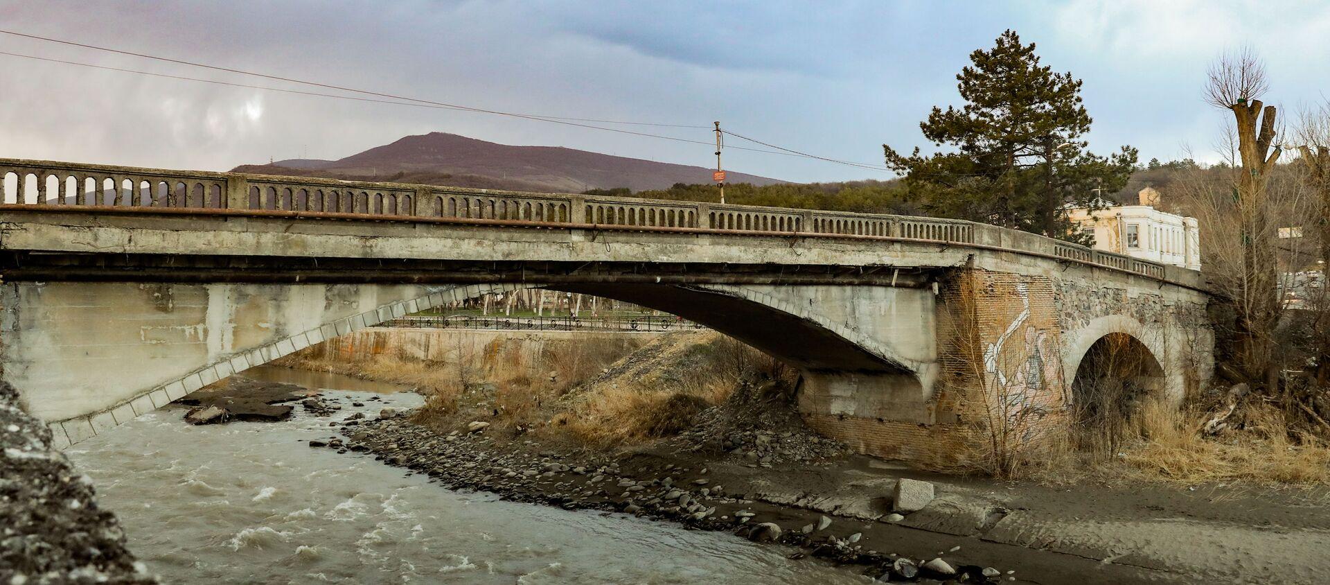 Старый мост - Sputnik Южная Осетия, 1920, 17.04.2021