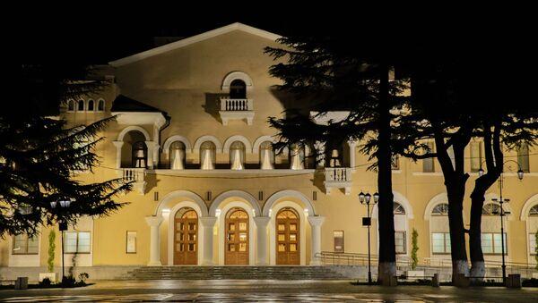 Госдрамтеатр Южной Осетии - Sputnik Южная Осетия