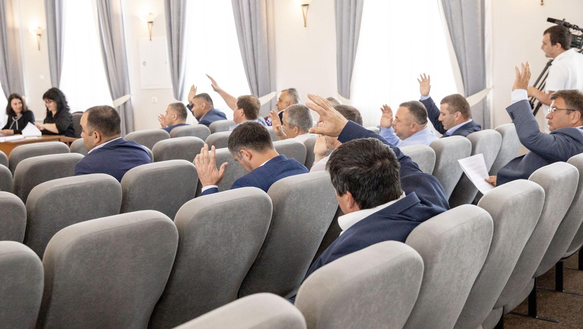 Сессия Парламента - Sputnik Южная Осетия, 1920, 14.07.2021
