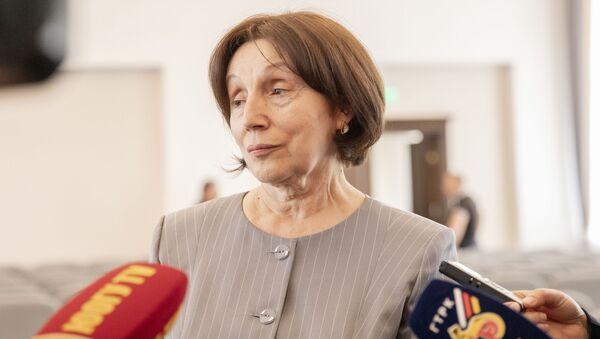 Аза Хабалова - Sputnik Южная Осетия
