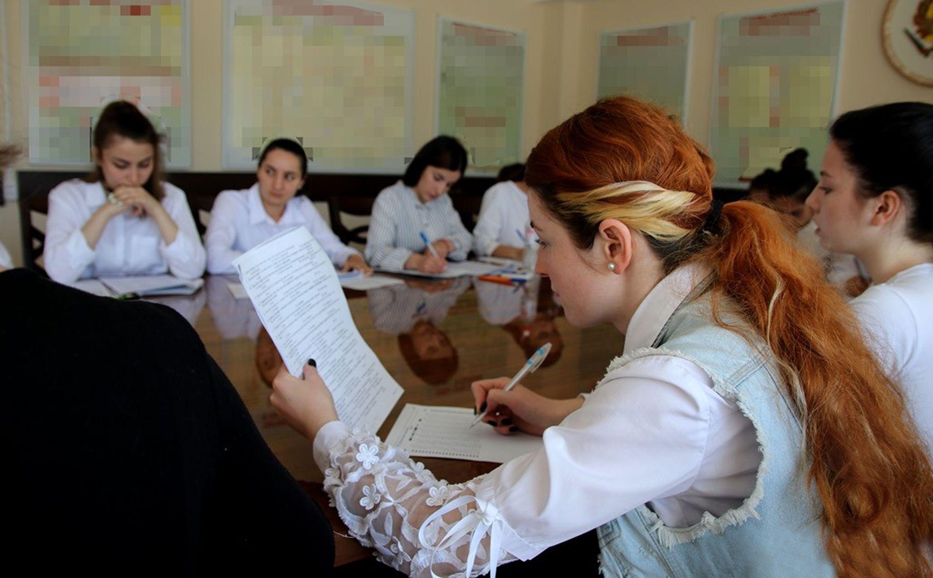 В Южной Осетии поступающие в военные вузы РФ проходят психологическое тестирование - Sputnik Южная Осетия, 1920, 27.05.2021