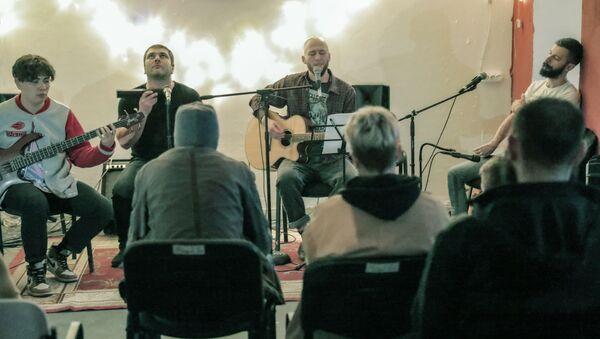 Концерт в PORTALе - Sputnik Южная Осетия