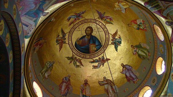 Собор святых и всехвальных 12-и Апостолов - Sputnik Южная Осетия