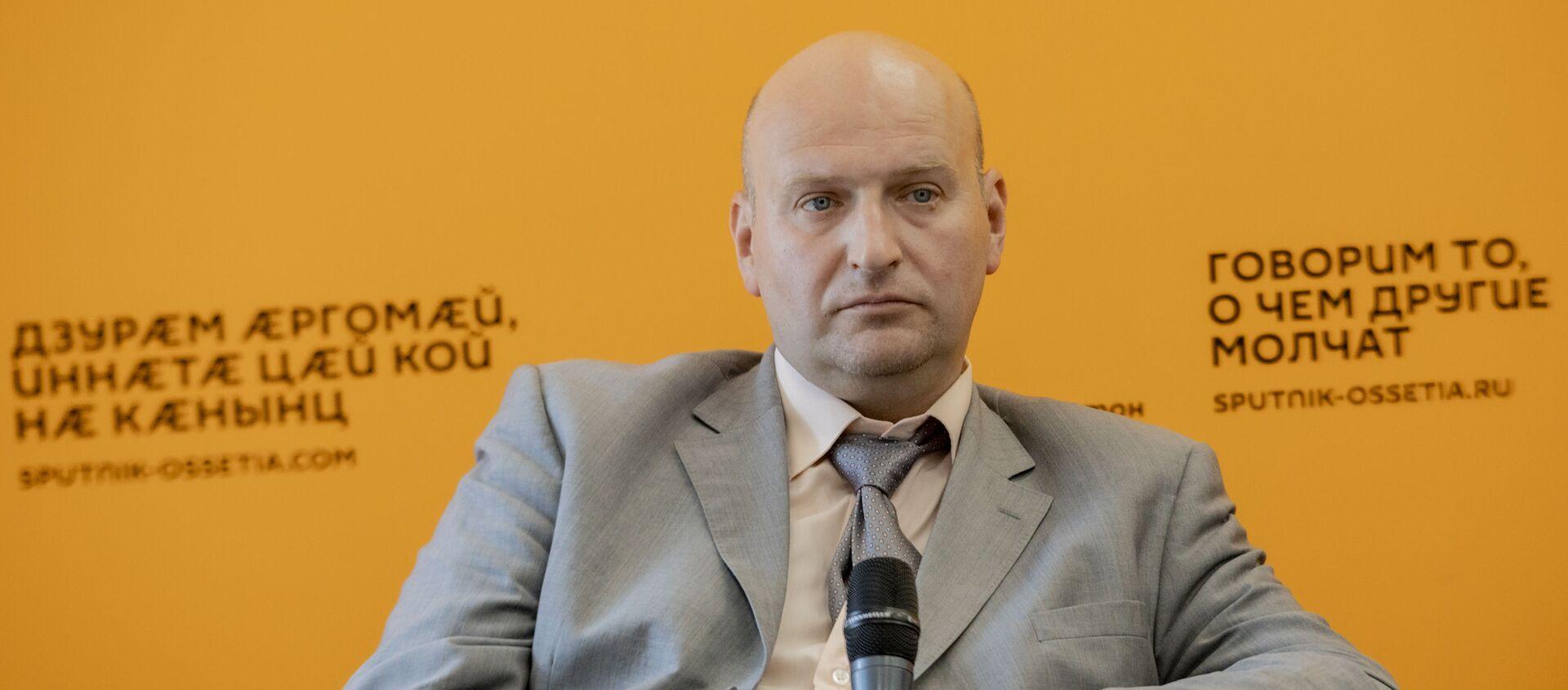 Андрей Колесников - Sputnik Южная Осетия, 1920, 13.07.2021