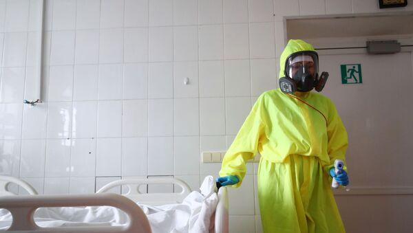 Лечение коронавируса - Sputnik Южная Осетия
