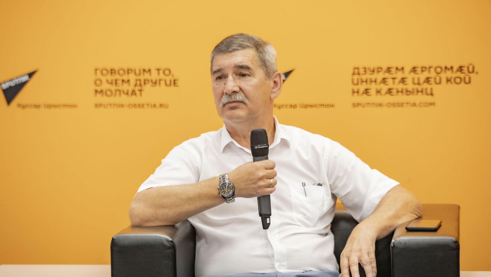Сергей Скворцов - Sputnik Южная Осетия, 1920, 28.09.2021