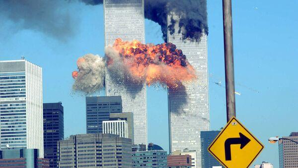 Разрушения в результате теракта 11 сентября в Нью-Йорке - Sputnik Южная Осетия