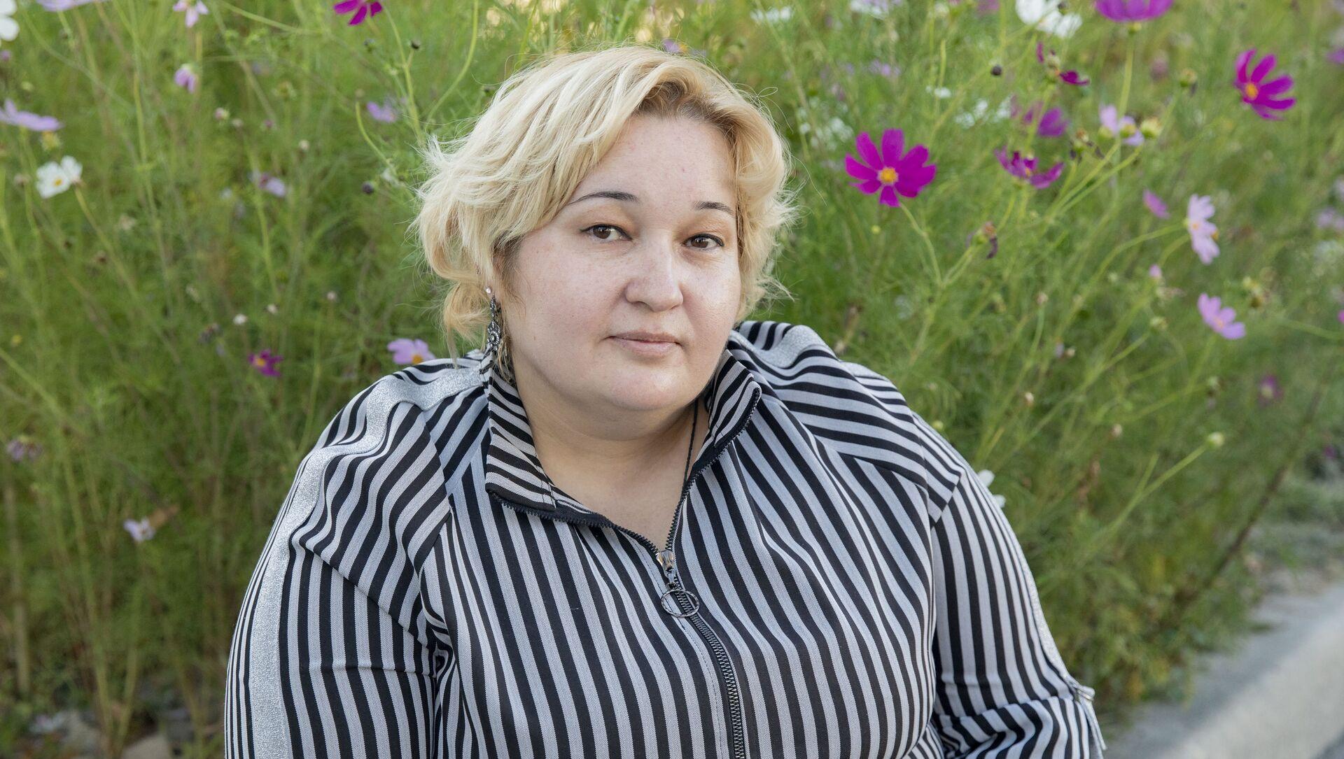 Ирина Кабулова - Sputnik Южная Осетия, 1920, 18.09.2021