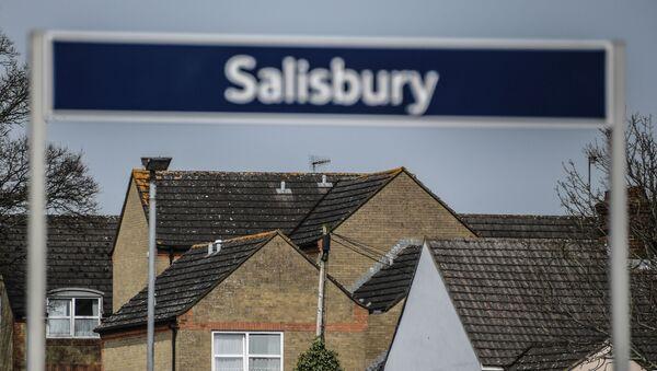 Город Солсбери в Великобритании, где были отравлены С. Скрипаль и его дочь - Sputnik Южная Осетия