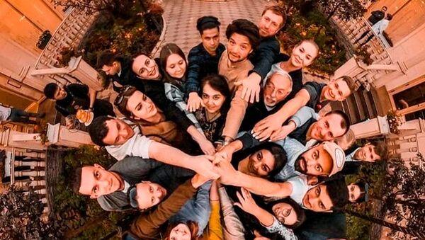 Молодежный форум в Киргизии - Sputnik Южная Осетия