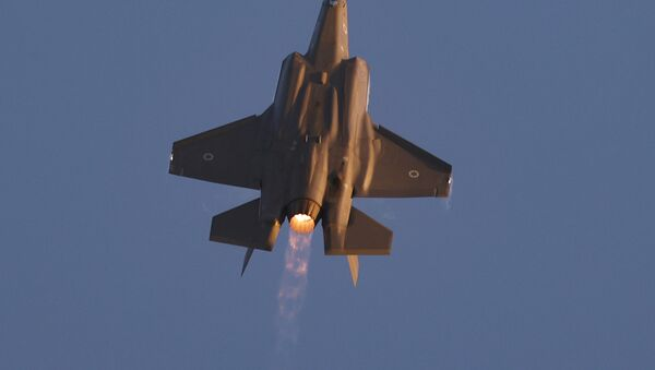 Американский истребитель F-35 Lightning II - Sputnik Южная Осетия