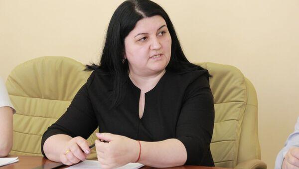 Олеся Тедеева - Sputnik Южная Осетия