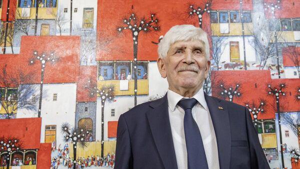 Персональная выставка Магреза Келехсаева - Sputnik Южная Осетия