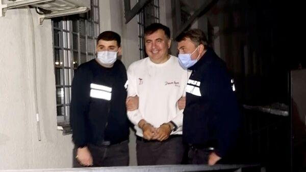 Михаил Саакашвили - Sputnik Южная Осетия