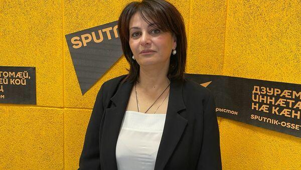Гаглоева Мадина - Sputnik Южная Осетия