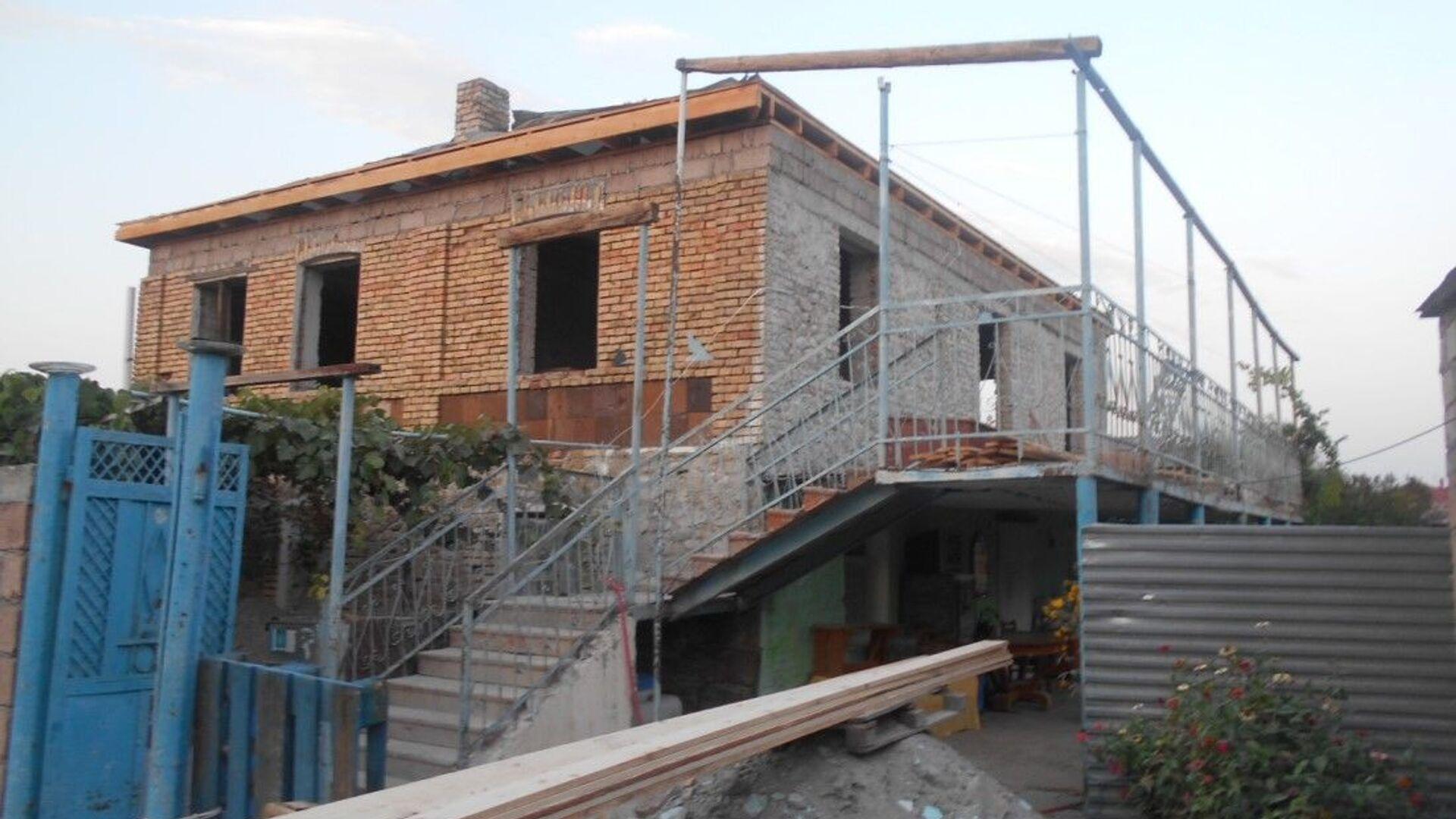 Дом Мамиевых в селе Коста - Sputnik Южная Осетия, 1920, 14.10.2021
