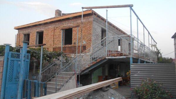 Дом Мамиевых в селе Коста - Sputnik Южная Осетия